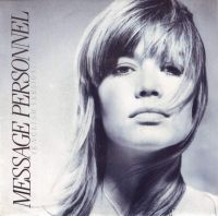 Cover Françoise Hardy - Message personnel [English]